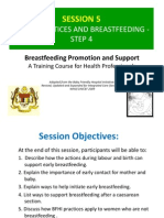 Sesi 5-Birth Practices and breastfeeding