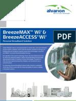 Alvarion BreezeMAX Wi2 [QuantumWimax.com]