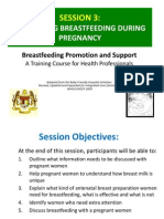 Sesi 3-Promoting b'Feeding During Pregnancy