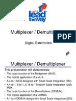 MultiplexersDemultiplexers.ppt