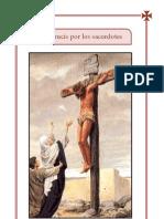 Via Crucis Por Los Sacerdotes (Librillo)