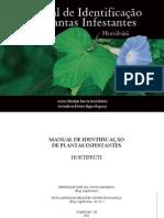 Manual de Identificação de Plantas Infestantes