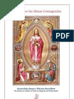 Rosario Por Las Almas Consagradas (Libro)