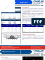 Let's Go For Derivative 19 March 2013  By Mansukh Investment and Trading Solution