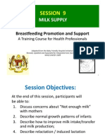 Sesi 9-Milk Supply