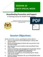 Sesi 10-Infants With Special Needs
