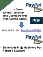 Ganar Dinero Con PayPal Si Es Posible!