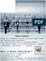 Event Publishing Presentation