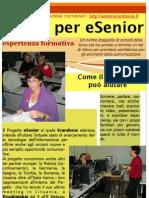 Esenior Scarabeus - Un corso per anziani