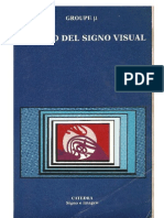Tratado Del Signo Visual Grupo U. 2