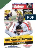 LE BUTEUR PDF du 10/03/2009