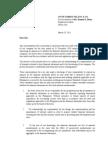 Audit engagement letter management representation letterexample management representation letter spiritdancerdesigns Image collections
