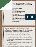 C13 Organic Chemistry