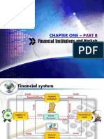 (2)Financial Institution & Market (Modified)