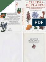 Plantas - Cultivo de Plantas Medicinales, Aromaticas y Condimenticias
