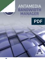 Bandwidth Manager Manual