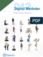 Experian Digital Marketer 2013