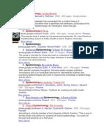 Epidemiology Books.docx