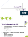 Tanuj Android Ppt