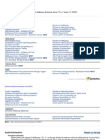Checklist Report NBU-P-ES 7.5.0.1 Solaris 10 SPARC