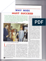 Why Nios Must Succeed