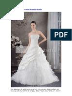 Complétez votre bathgown robes de mariée avec les bons accessoires