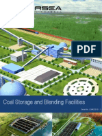 Designing of Coal Storage & Blending Facilities