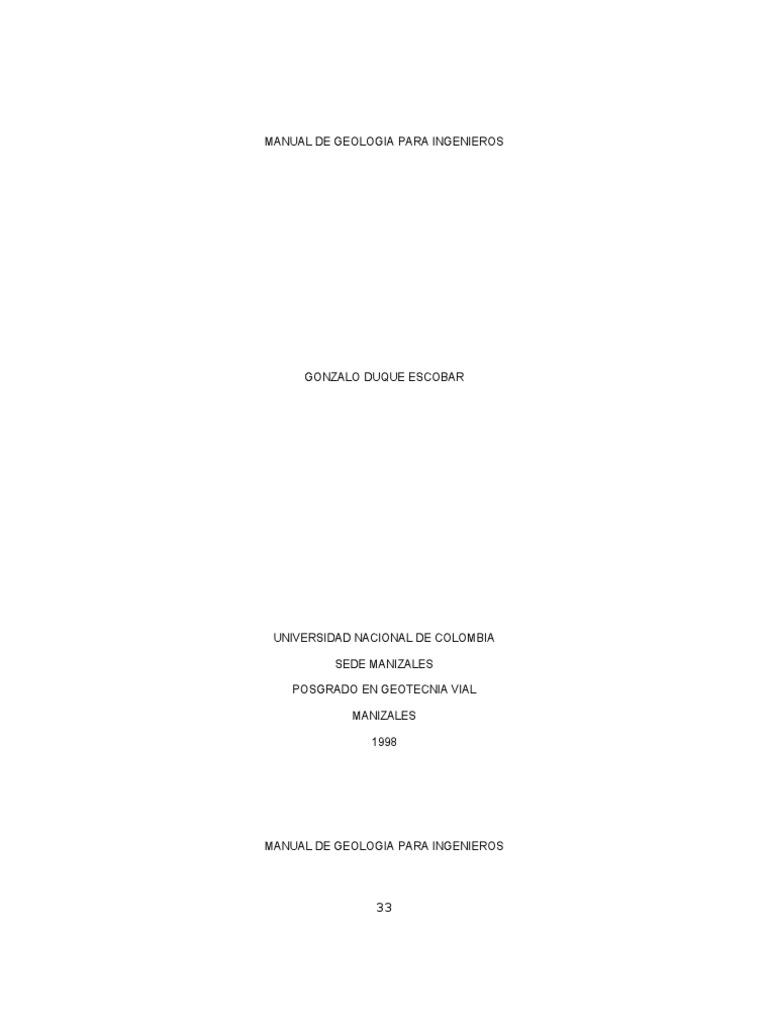 Excelente Geólogo Reanudar Ejemplos Componente - Colección De ...