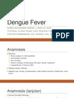 Dengue Fever 2009 WHO