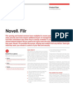 Novell Filr - Product Flyer.pdf