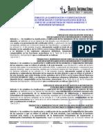 Clasificacion y Codificacion de Las Mercacías Importacion y Exportacion