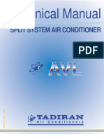Manual Service - Tadiran