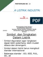 Kuliah 2 Diagram Listrik Industri (1)