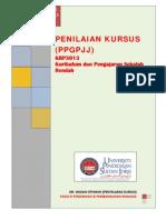 Kerja Kursus KRP 3013 PJJ (Feb 2013)