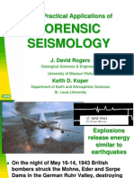 1forensic Seismology Revised