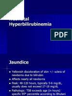 Neonatal Hyperbilirubinemia2009 Modified for Presention