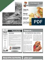 Revista Externa 1 Edicion
