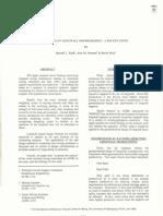 Australian Longwall Geomechanics - A Recent Study