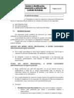 U- 5 Suspension, Extincion... Mod. Reforma 2012