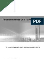 Telephone Mobile GSM-GPRS Bi-bande