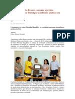 Prefeitura de Rio Branco concorre a prêmio Internacional em Dubai para melhores práticas em gestão local