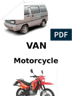 Transport english for kids
