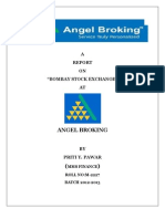 Angel Broking Project