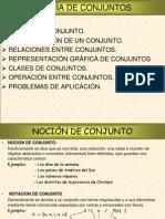 DIAPOSITIVAS TEORÍA DE CONJUNTOS II