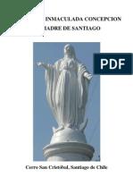 Santuario Inmaculada Concepcion de Santiago