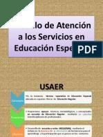 Modelo de Atención a los Servicios en Educación