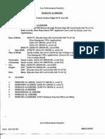 FBI Summary about Alleged Flight 175 Hijacker Mohand Alshehri