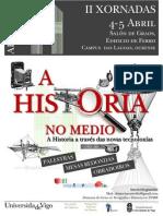A Historia no Medio_Perfil  participantes