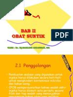 Bab II Obat Suntik