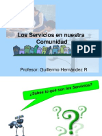 los-servicios 6º